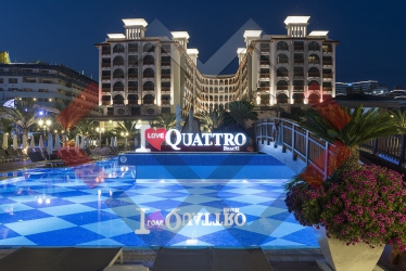 Quattro Beach Spa & Resort Otel
